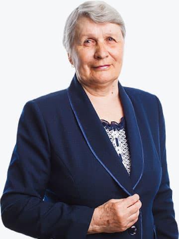 Кузовкова Валентина Матвеевна