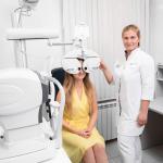 Скидка 600₽ на диагностику перед лазерной коррекцией